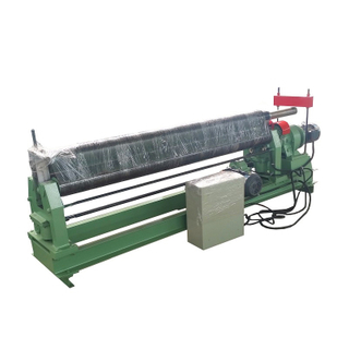 3 Roller Mechanical Rolling Bending Machine