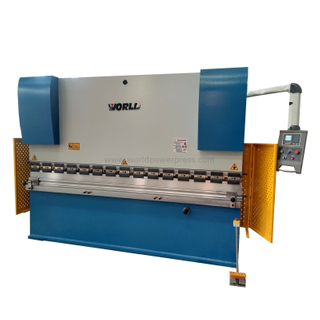 WC67Y-80x3200 Hydraulic Powered NC Bending Press Brake