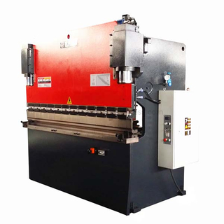 WC67Y-125x3200 Automatic Press Brake for Bending 5mm Sheet